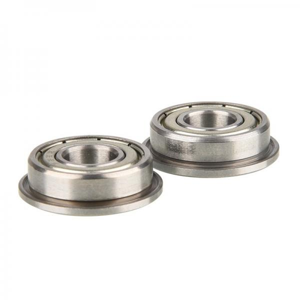 Original Precision SKF 7208 Angular Contact Ball Bearing for CNC Router Spindle #1 image